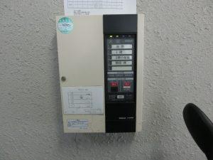 自動火災警報装置